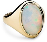 Shinola Women's Opal Signet Ring