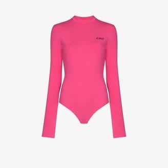 Kirin Open Back Bodysuit
