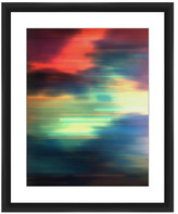 PTM Images Colorful Sky Framed Giclee Art - 22x18