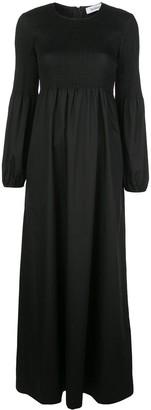 Rodebjer Gathered Full Length Dress