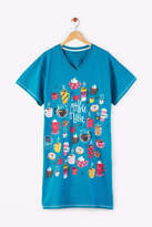Hatley Coffee Sleepshirt