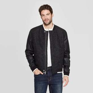 Goodfellow & Co Men's Standard Fit Bomber Jacket - Goodfellow & Co Charcoal