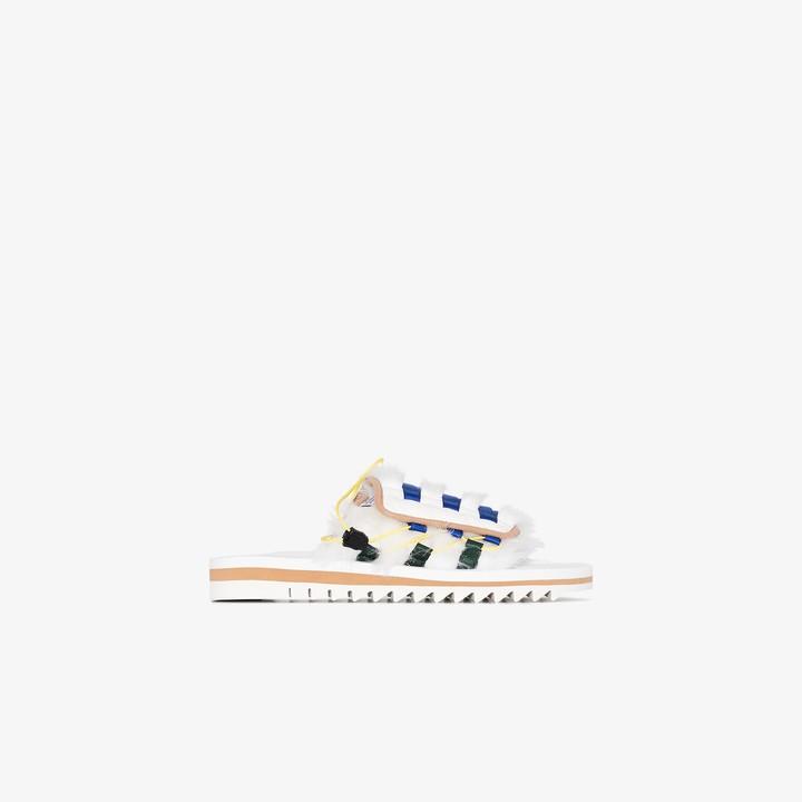 Suicoke white OG-195-EU sandals