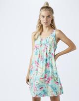 Accessorize Desert Rose Print Wide Strap Dress