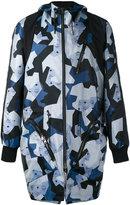 Christopher Raeburn MCM x printed coat - unisex - Cotton/Polyester - L