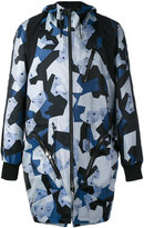 Christopher Raeburn MCM x printed coat - unisex - Cotton/Polyester - M