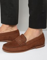 Ted Baker Miicke Nubuck Loafers