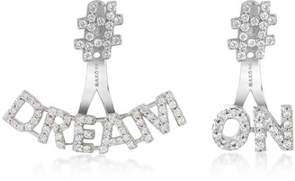Makova Jewelry #Dream #On 18K Gold & 0.82 ctw Diamonds Earrings