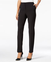 JM Collection Slim-Leg Pants, Only at Macy's