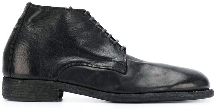 Guidi donkey derby shoes