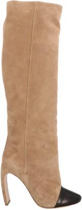 Lanvin J Knee High Boots