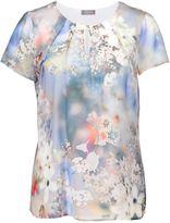 Basler Floral Print Blouse