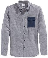 Wesc Men's Long-Sleeve Oakes Shirt
