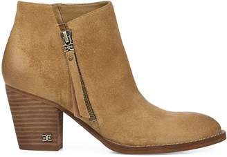 Sam Edelman Macon Suede Ankle Booties