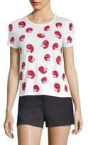Alice + Olivia x Donald Rylyn Embellished Shirt