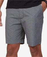 Nautica Men's Modern-Fit Geo-Print Shorts