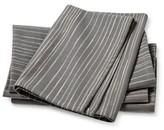 Threshold Stripe Napkin Gray - (Set of 4