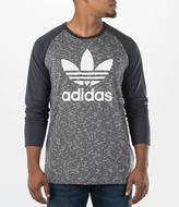 adidas Men's Originals Trefoil Long-Sleeve Shirt
