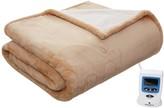 Woolrich Heated Plush & Berber Blanket