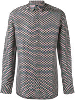 Lanvin Milano print shirt - men - Silk - 39