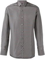 Lanvin Milano print shirt