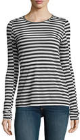 Rag & Bone Arrow Striped Long-Sleeve T-Shirt