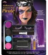 Fun World Costumes Halloween Fantasy Pirate Kit ...