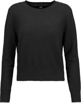 Line Cropped cashmere sweater