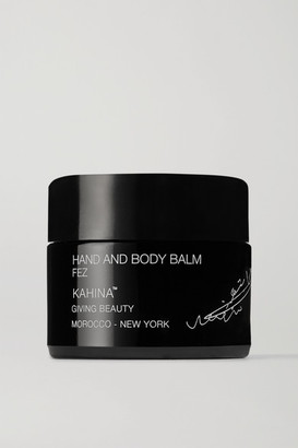 Kahina Giving Beauty Net Sustain Fez Hand & Body Balm, 28g