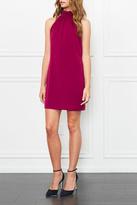 Rachel Zoe Shiley High Neck Dress