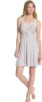 Motherhood Jessica Simpson Lace Trim Maternity Nightgown