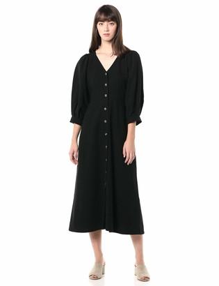 Rachel Pally Women's Winter Linen Canvas Agnes Dress