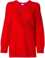 DELPOZO v-neck jumper