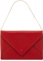 The Row Envelope Bag in Smooth Leather
