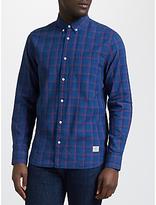 Penfield Calimesa Long Sleeve Shirt, Navy
