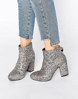 Asos ELLIJAH Heeled Ankle Boots