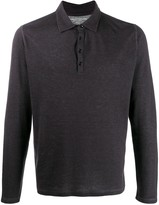 Majestic Filatures polo-neck sweater
