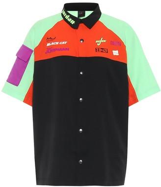Nike Jordan Moto twill shirt