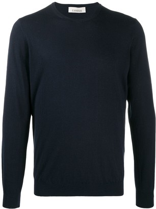 Laneus Relaxed Fit Jumper