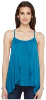 Stetson 0910 Rayon Spandex Jersey Flowy Tank Top Women's Sleeveless