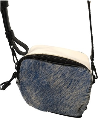 3.1 Phillip Lim Blue Pony-style calfskin Handbags