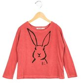 Bobo Choses Girls' Printed Crew Neck Top