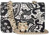 Betsey Johnson Lady Lace Small Chain Strap Shoulder Bag