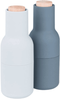 Menu Bottle Grinder Set Blue