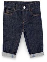 Gucci Baby's Five-Pocket Dark-Washed Jeans