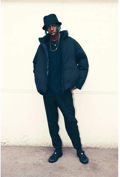 United Arrows (ユナイテッド アローズ) - UNITED ARROWS & SONS by DAISUKE OBANA NY/PU DOWN JACKET†