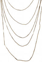 Long Layering Chain Necklace