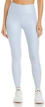 Aqua Athletic Iridescent Leggings - 100% Exclusive