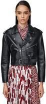 Prada Leather Biker Jacket