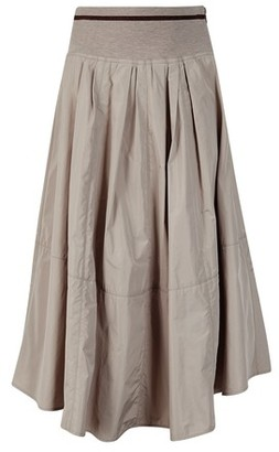 Brunello Cucinelli Full skirt